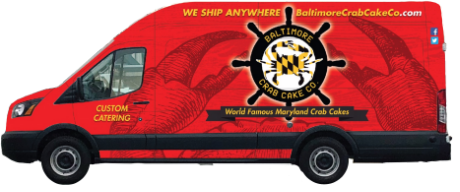 baltimore crab cake company food truck